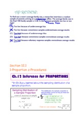 Prop. Z Procedures