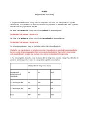#3_Homework Exercise 3 Measures of Comparison_Answer Key r.docx