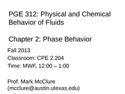 PGE 312 Chapter 2