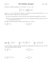 27-definite-integrals, featuring solutions