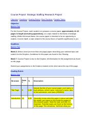 HRM594_Week 7 Assignment_Course Project Grading Rubric.docx
