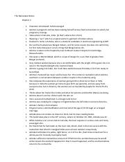 the namesake Chapter 7 questions.pdf - Chapter 7 1 How ...