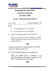 (www.entrance-exam.net)-IGNOU – B. Ed. Education and Society (ES- 334) Sample Paper 3.pdf