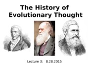 Lecture3_8.28.15_HistEvolThought