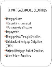 MFIN5400_s09 - mortgage-backed securities.pptx