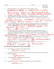 Ch1 Quiz Review KEY