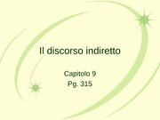 discorsoindiretto