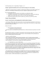 Social Psychology notes-CH1-4.docx