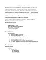 Marketing Research Study Guide.docx