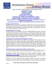 2009-03_SouthAsiaNewsletter.doc