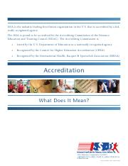 ISSA_accreditation_status_explained