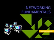 NetworkingFundamentals