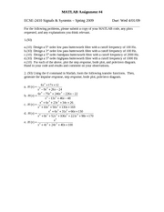 MATLAB_ASSIGNMENT_4_Due_April_1_200    ________9