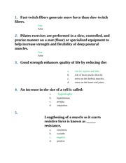 pe quiz chapter 7 and 8