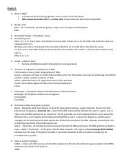 Bio 101 Study Guide (5,6,7) (Autosaved).docx