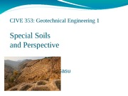Lecture10_Special_Soil_Recap_Summary