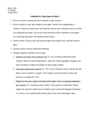 Guidelines for Using Quotes in Paper 3_1
