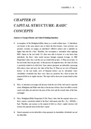 chapter 29 mergers and acquisitions of ross westerfield Download all chapters of test bank for corporate finance 11th edition by ross, westerfield inventory management chapter 29 â mergers, acquisitions.