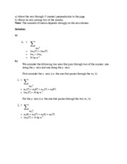 Physics for Advanced Students 8