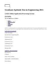 GATE - 2015    View Submitted Application Form.htm
