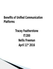 Benefits of Unified Communication Platforms (1) (1).pptx  tracey featherstone