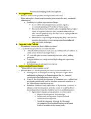 psych exam 1 study guide