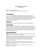 Harburger, Syllabus Introductory Psychology (1).doc