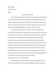 Ethics first essay '14.docx