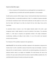 nike case study     Scribd