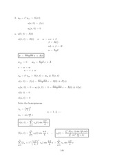 Differential Equations Lecture Work Solutions 149