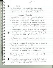 BIO 334 Bacteriophages Notes