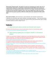 Pharmacology ATI Study guide-3-1.docx