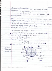 Simple Trig Equations Notes