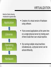 VirtualizationforCloudComputing