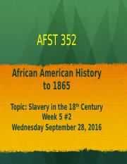 AFST 352 Week 5 #2 Lecture.pptx