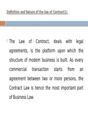 PP3-Lecture 2_Contract Law-1.pptx
