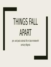 Things fall apart.pptx