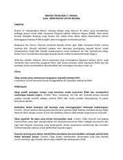 Drama Berkhidmat Untuk Negara Docx Komsas Tingkatan 4 Drama Tajuk Berkhidmat Untuk Negara Sinopsis Drama Ini Mengisahkan Aiman Seorang Pelajar Yang Course Hero