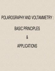 Polarography and Voltammetry.pdf
