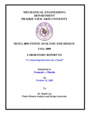Lab Report Template'