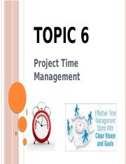 Topic6 Time