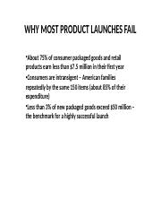 WHY MOST PRODUCT LAUNCHES FAIL.pptx