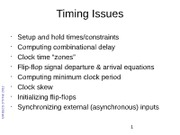 14-Timing+Issues