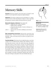 Memory and Forgetting Curve.pdf