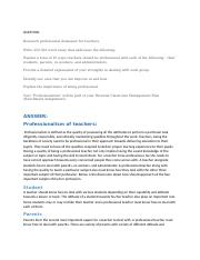 Research professional demeanor for teachers.docx