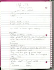 Troposphere and Atmosphere Notes