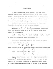 Stoke's theorem study guide