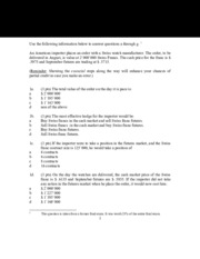 Quiz 1 and solutions