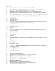 Ibus Chapter 14 Practice Questions