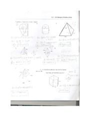 Surface Area_Review_WORKED_OUT_SOLUTIONS